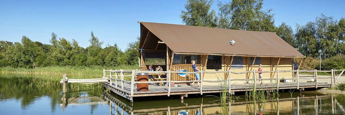 5 sterrencampings brabant