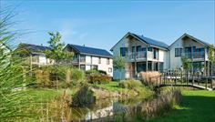 Vakantiepark Golden Lakes Village | België | Topcamping.nl