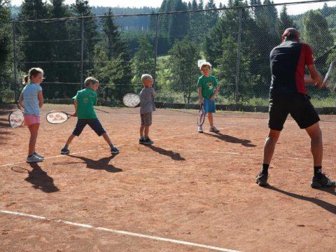 Petite Suisse Tennisbaan