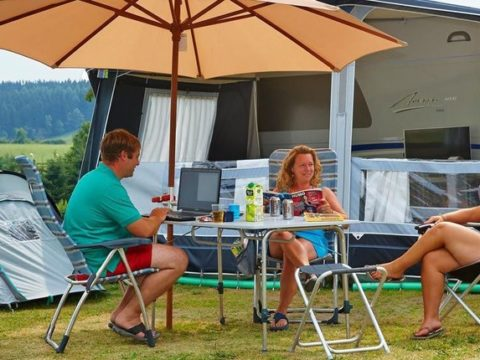 Petite Suisse kamperen